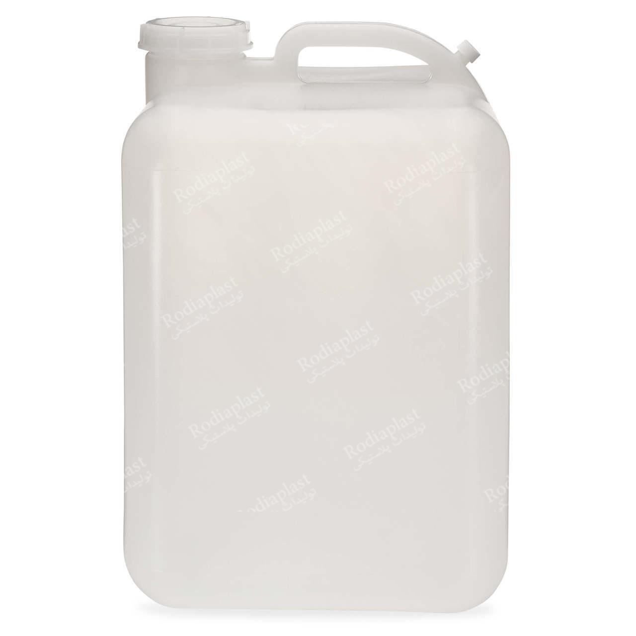 میزان قیمت گالن رنگ پلاستیک
