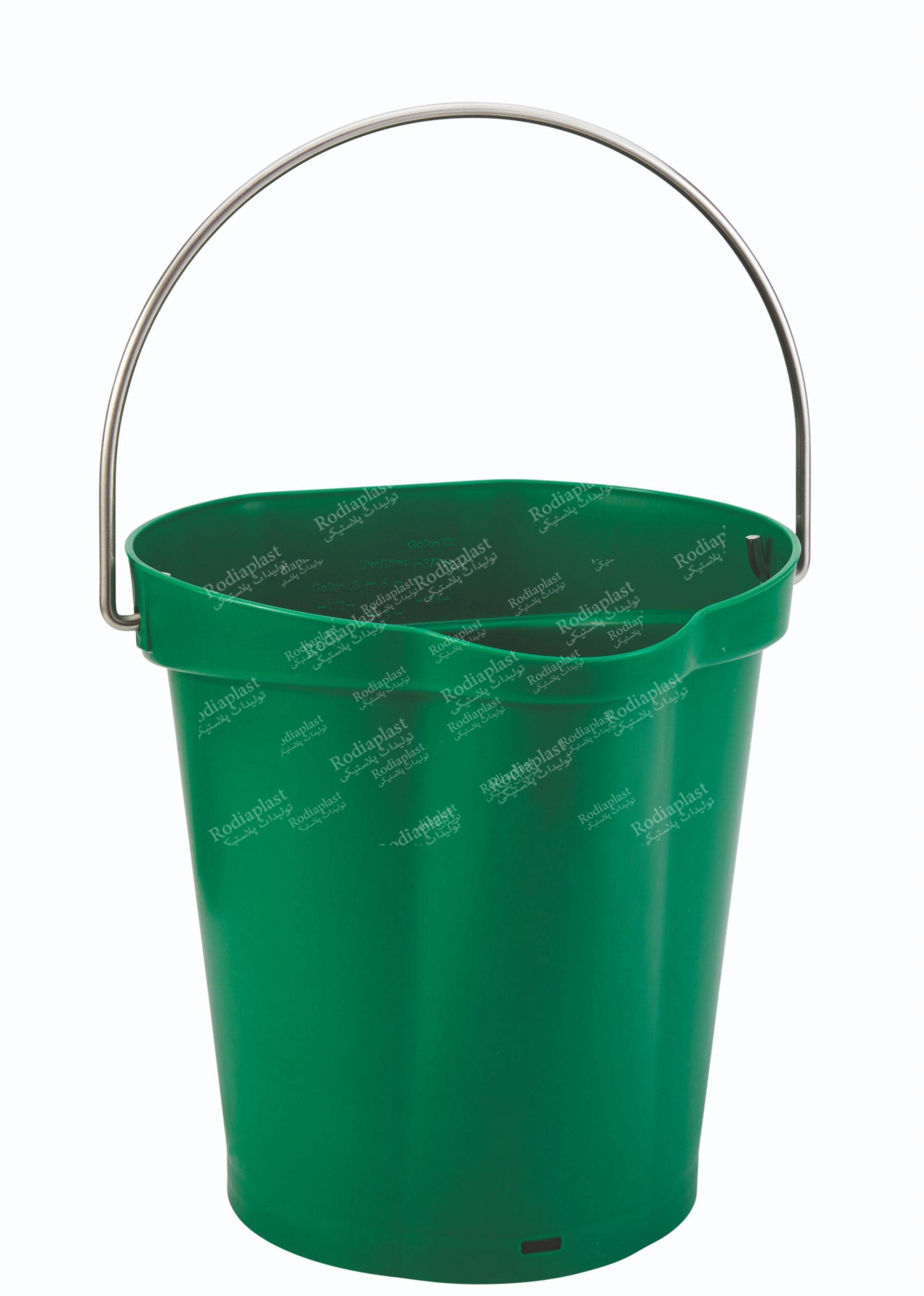 سطل پلاستیکی بنایی بهتر است یا فلزی