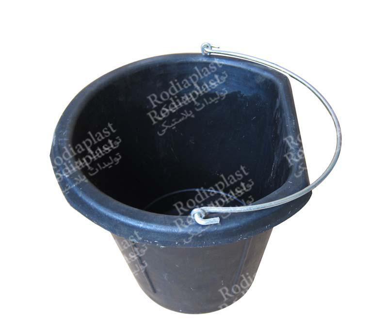اندازه و کیفیت سطل بنایی چگونه است؟