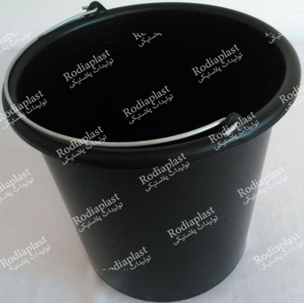 فروش انواع سطل پلاستیکی بنایی