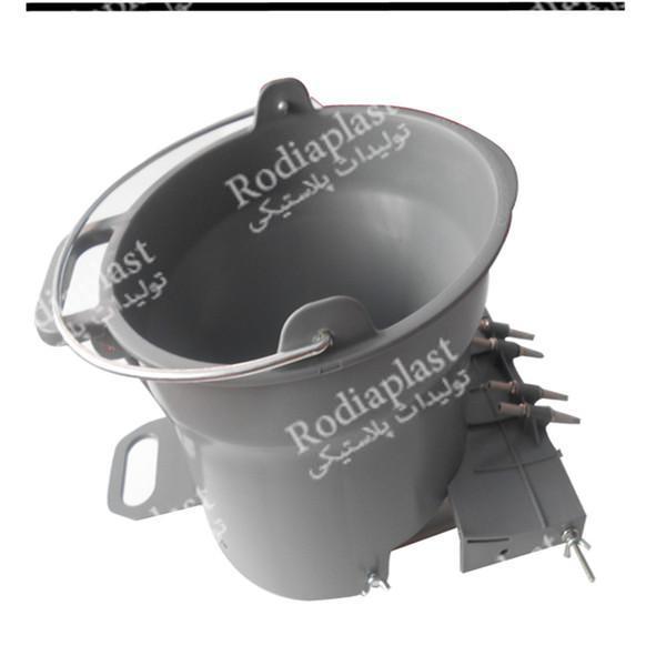 قیمت سطل پلاستیکی بنایی