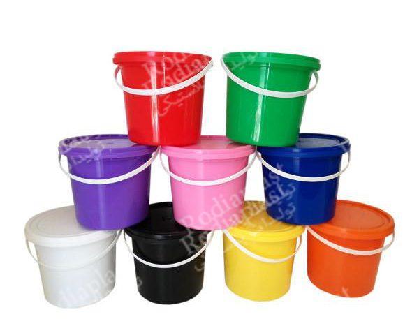 شرکت تولیدی سطل پلاستیکی
