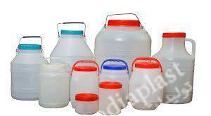 تولید دبه پلاستیکی