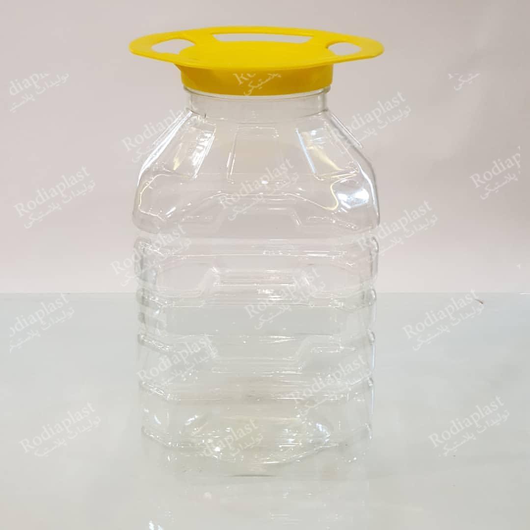 اطلاع از قیمت انواع دبه پلاستیکی شفاف