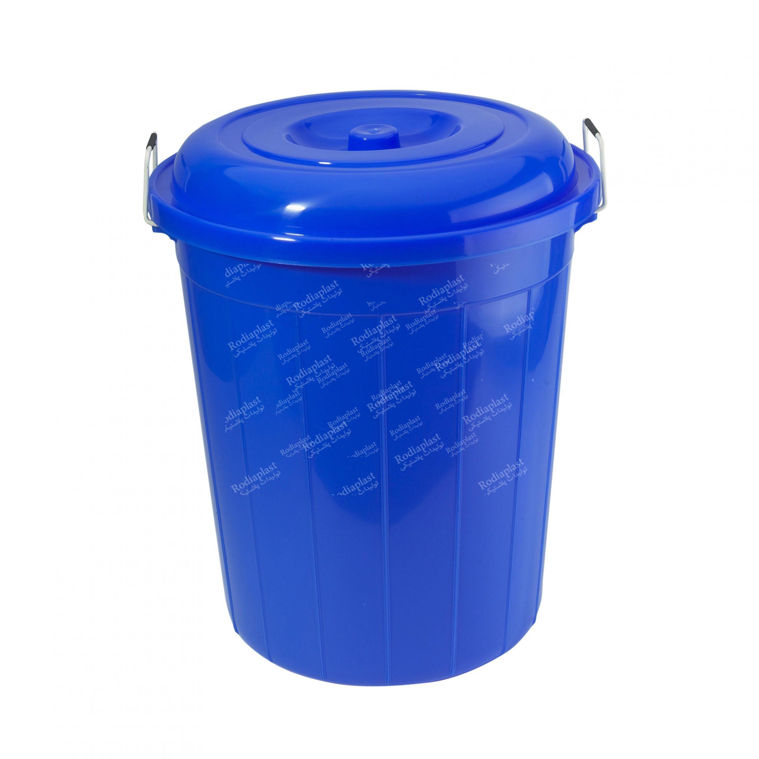 سطل پلاستیکی بزرگ
