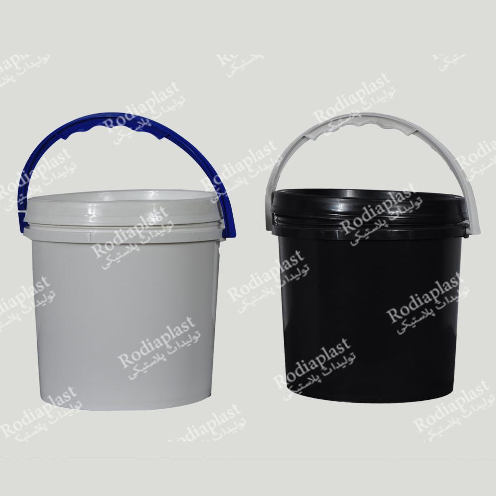 سطل پلاستیکی صنعتی