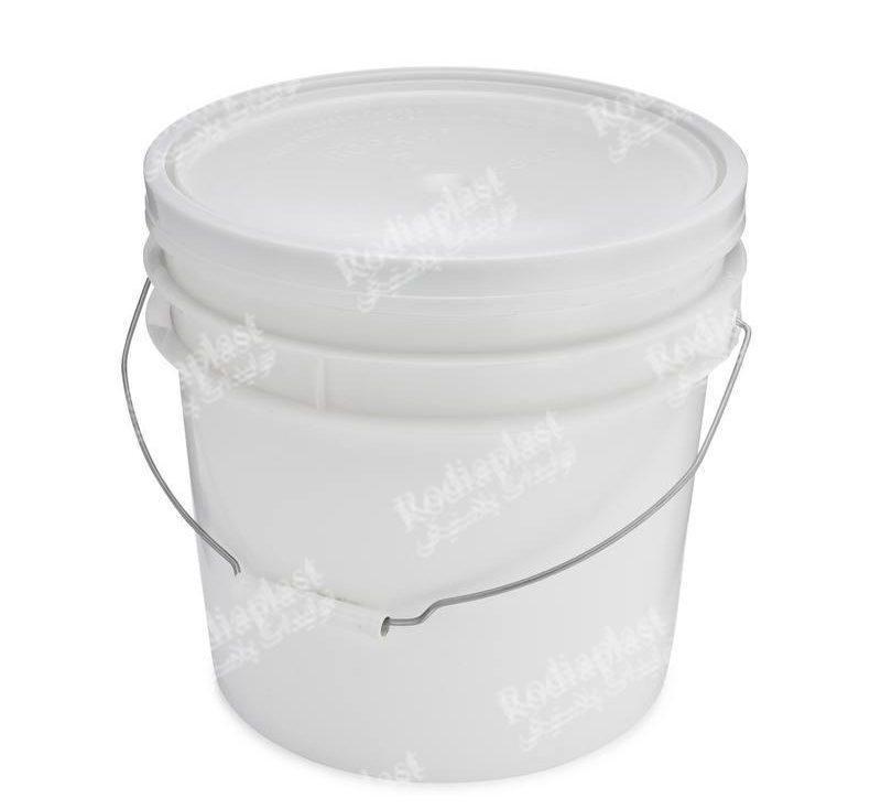 فروش سطل پلاستیکی رنگ