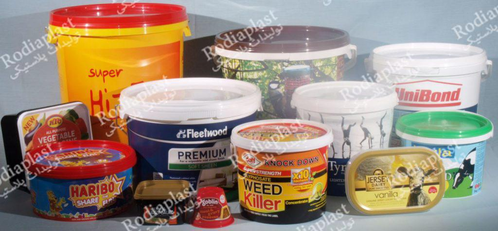 تولید سطل iml