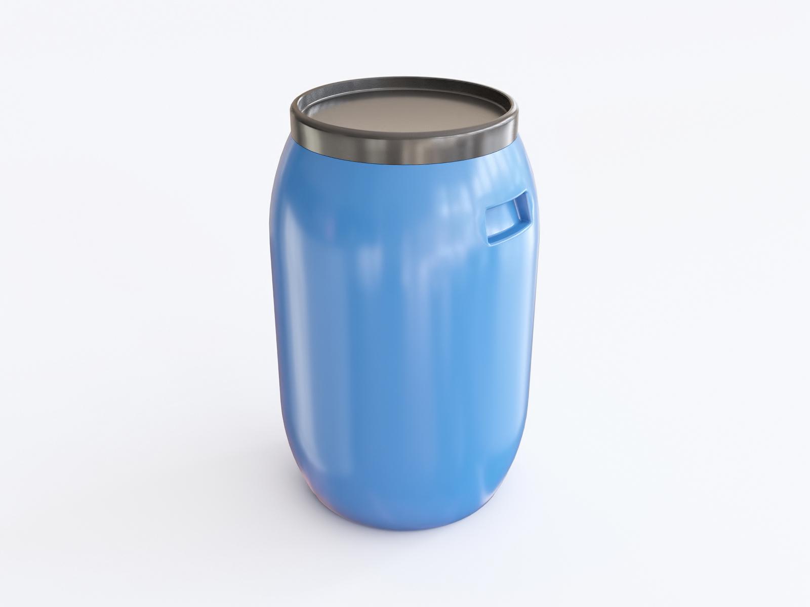 بشکه پلاستیکی 120 لیتری