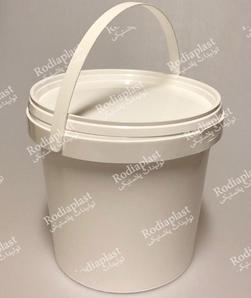 تولیدی سطل رنگ پلاستیکی
