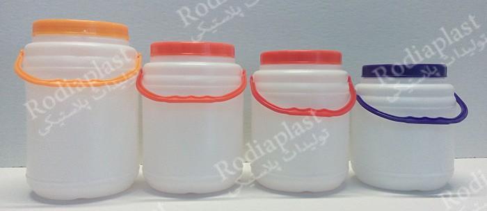 فروش دبه پلاستیکی و انواع سطل