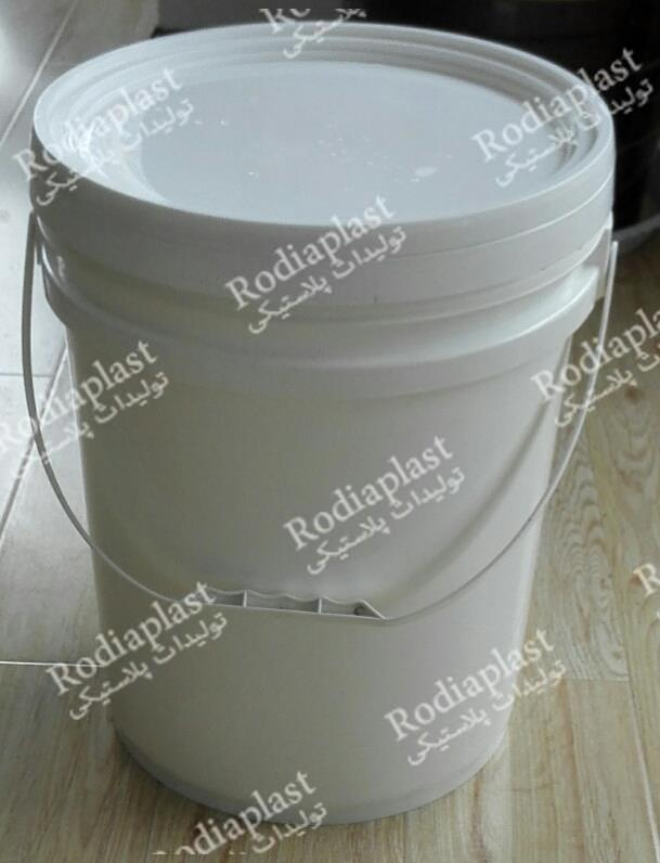 خرید سطل پلاستیکی 20 لیتری