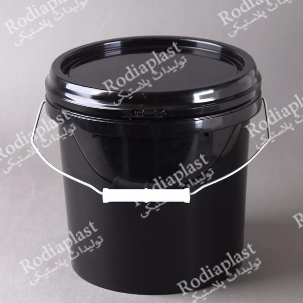 تولید سطل رنگ پلاستیکی