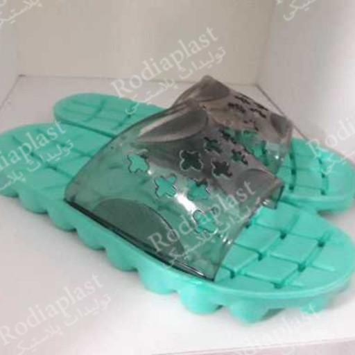 دمپایی پلاستیکی زنانه و مردانه استخری