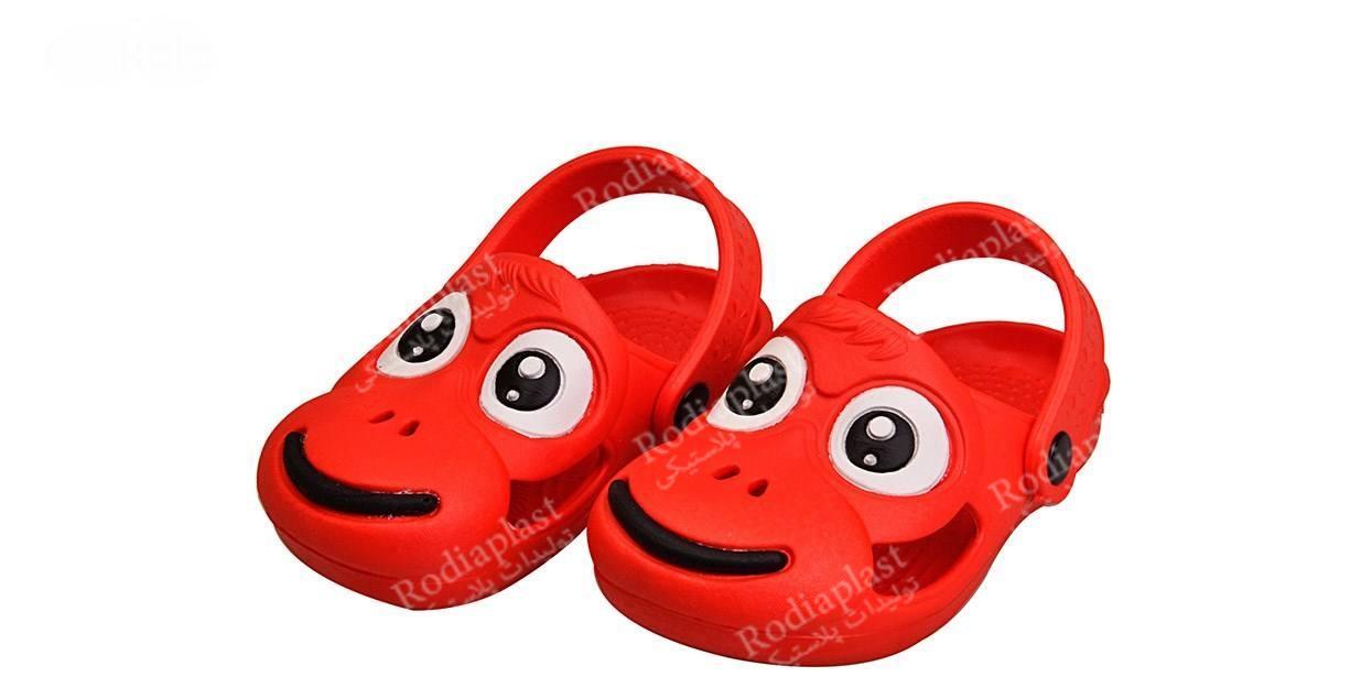 کفش دمپایی کودک چگونه است؟