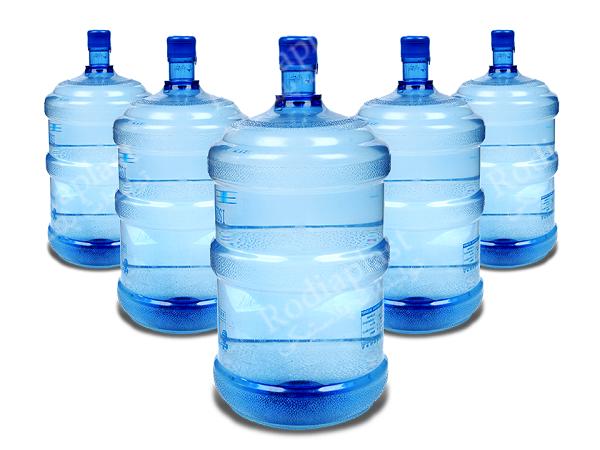قیمت گالن 20 لیتری آب معدنی و انواع دبه 20 لیتری