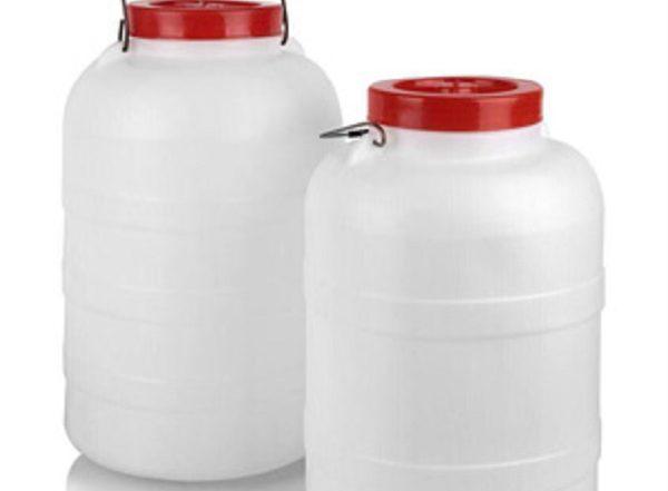 انواع دبه پلاستیکی صنعتی با بهترین کیفیت و نازلترین قیمت