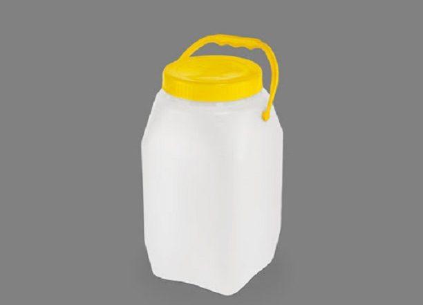 تولید دبه پلاستیکی یک کیلویی ارزان قیمت + مرغوب