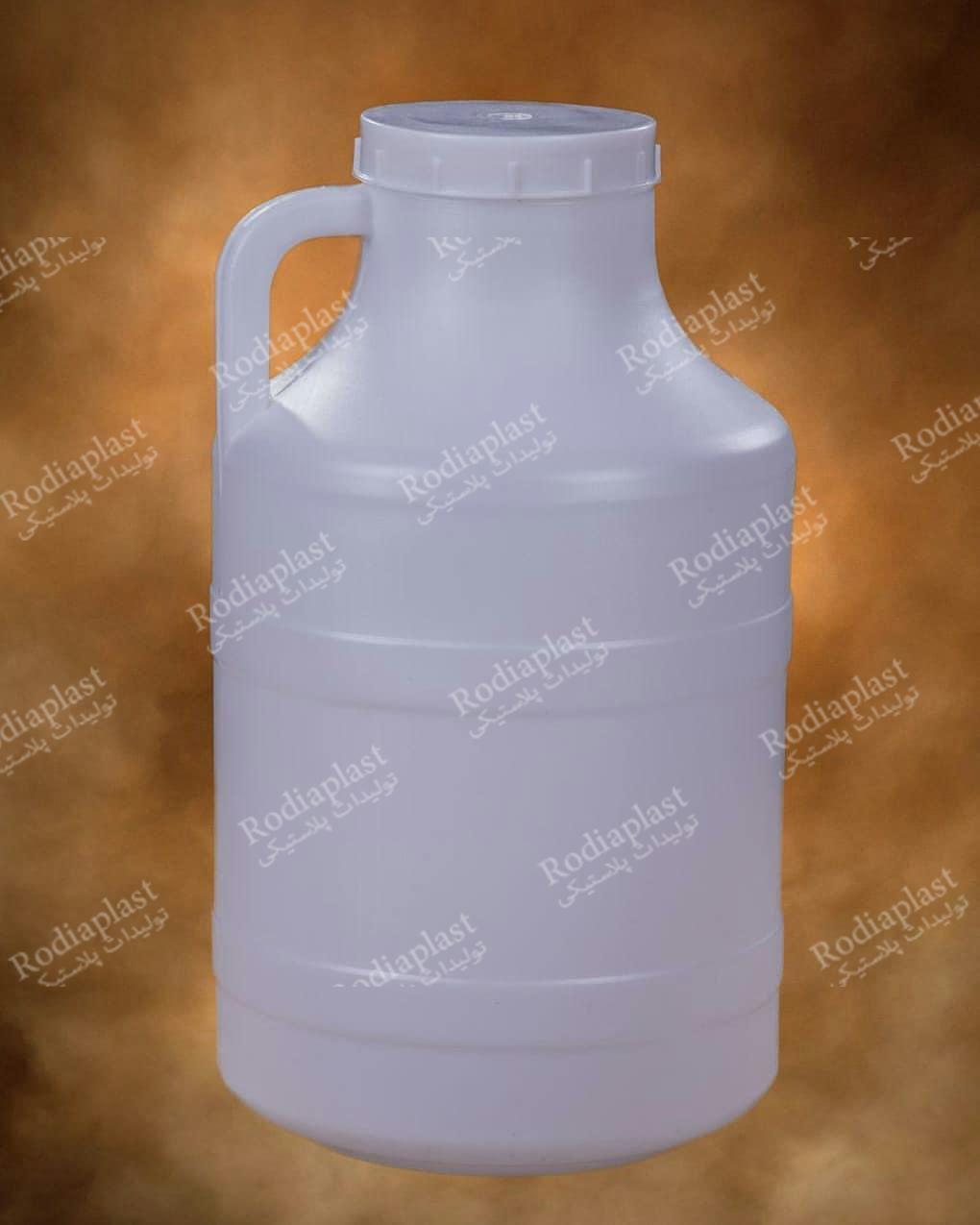 خرید اینترنتی دبه پلاستیکی 8 کیلویی به قیمت درب کارخانه