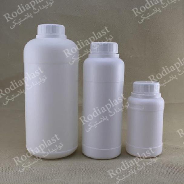 جنس قوطی پلاستیکی برای نگهداری اسید