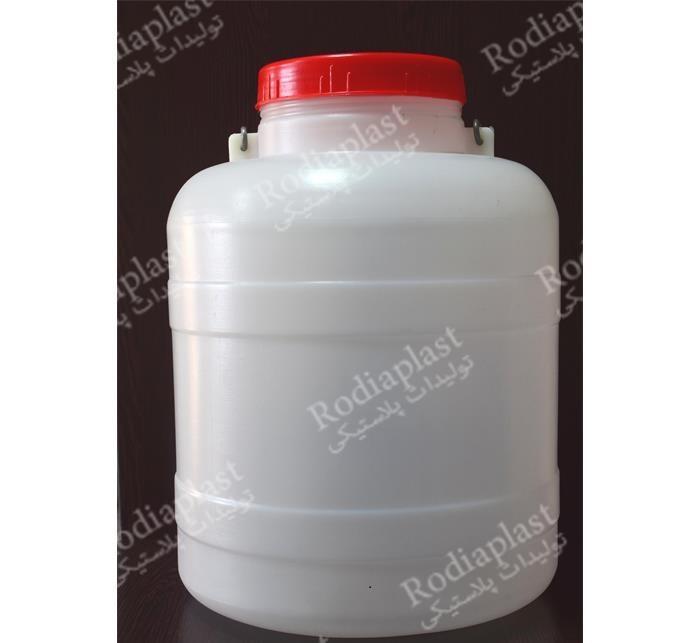 فروش عمده دبه پلاستیکی ۲۰ لیتری مرغوب + با قیمت کم