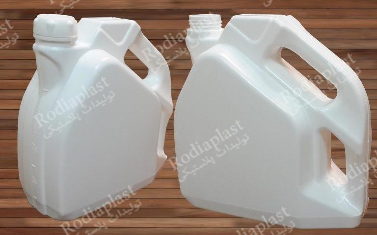 خرید گالن 4 لیتری پلاستیکی برای چه مایعاتی مناسب است؟