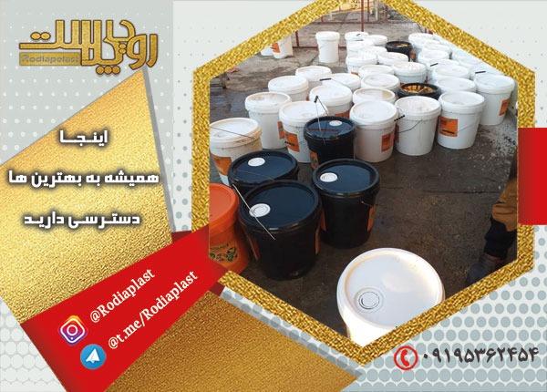 قیمت سطل رنگ بزرگ